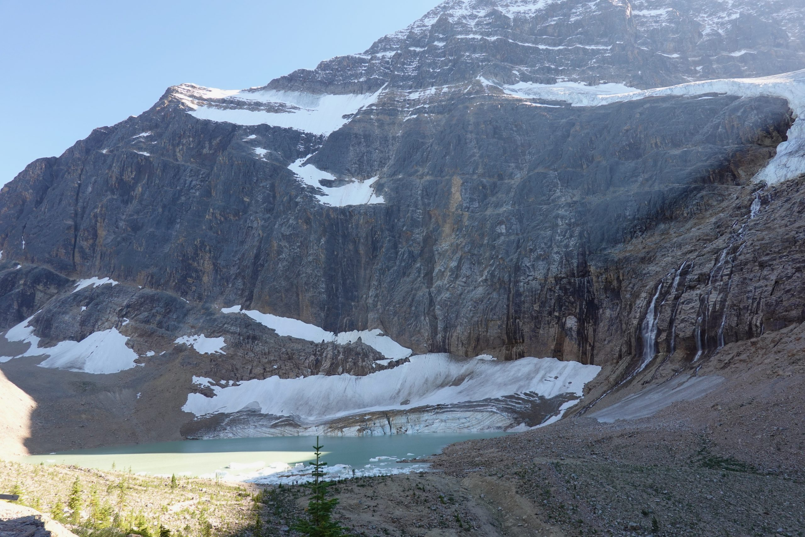 mount edith cavell jasper national park