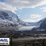 columbia icefield jasper national park