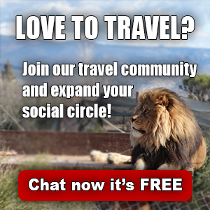 join our travel community