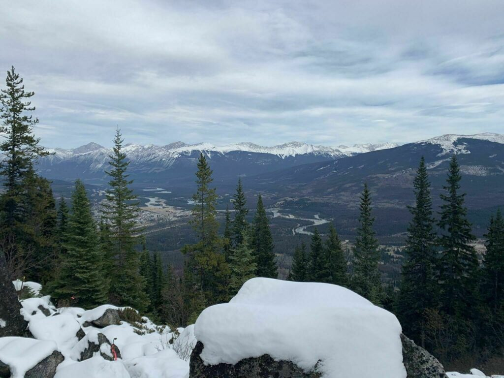 The Whistlers Trail