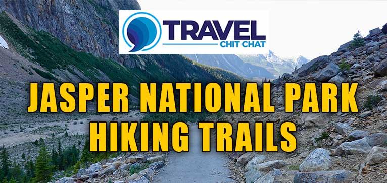 jasper national park trails