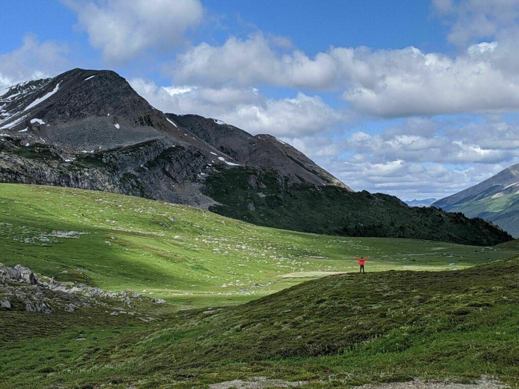 Maligne Pass