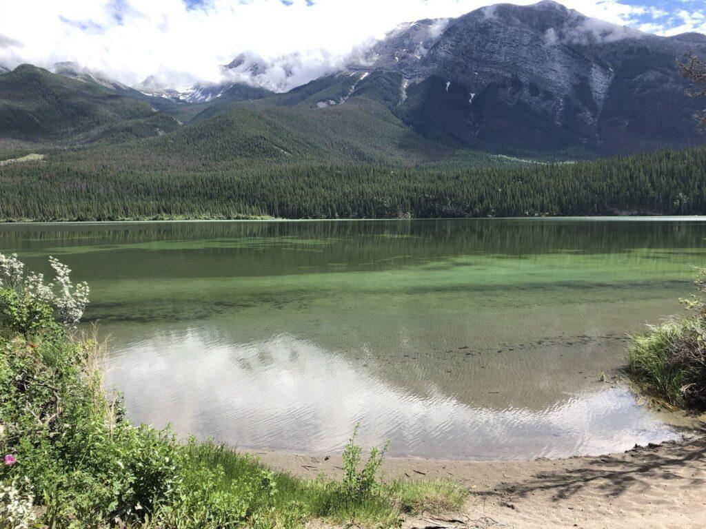 Talbot Lake Viewpoint