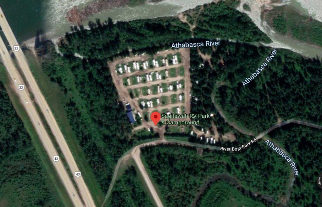 Sagitawah RV Park & Campground