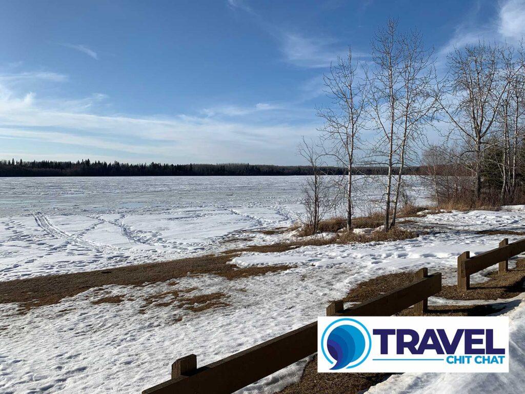 Chain Lakes Provincial Recreation Area Alberta