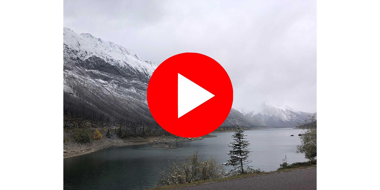 Jasper National Park VIdeos