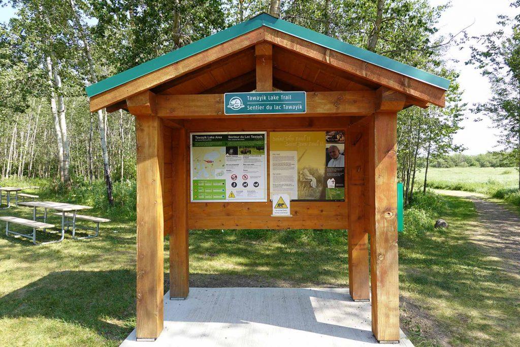 Tawayik Lake Trail